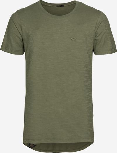 DENHAM Majica 'INGO' | kaki barva, Prikaz izdelka