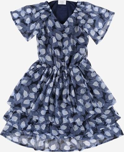 D-XEL Klänning 'METIA' i marinblå / ljusblå, Produktvy