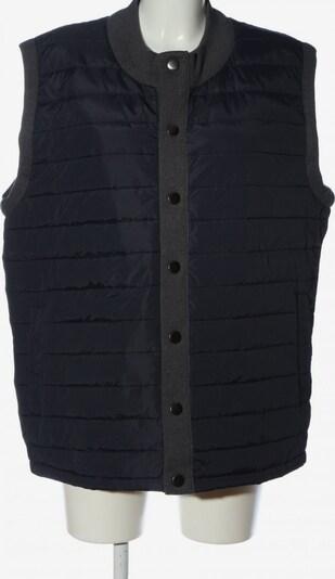 Tchibo Steppweste in XL in hellgrau / schwarz, Produktansicht