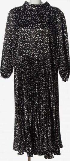 M&S Langarmkleid in 4XL in schwarz / weiß, Produktansicht