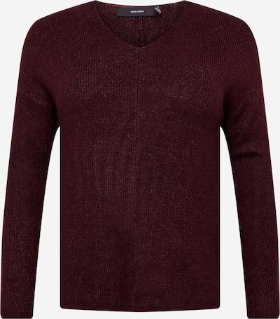 Pullover Vero Moda Curve di colore rosso vino, Visualizzazione prodotti