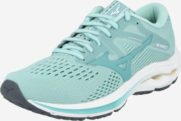 MIZUNO Running Shoes 'WAVE INSPIRE 17' in Green