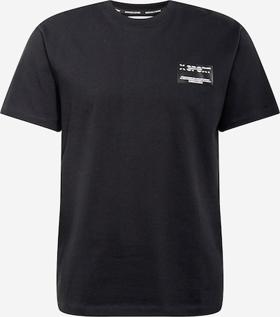 Tricou THE KOOPLES SPORT pe negru, Vizualizare produs