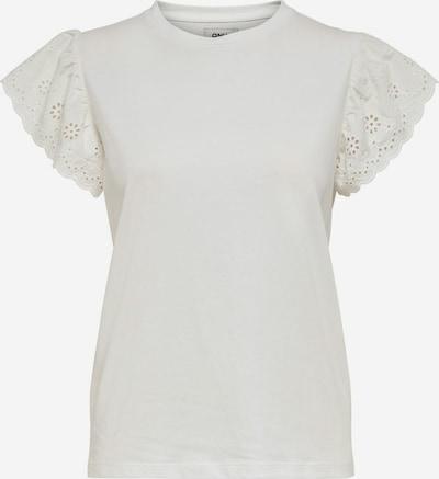 ONLY Tričko 'Martine' - biela, Produkt