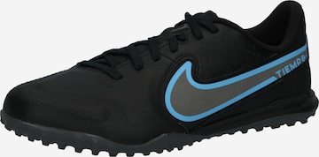 NIKE Athletic Shoes 'Tiempo Legend 9 Academy' in Black