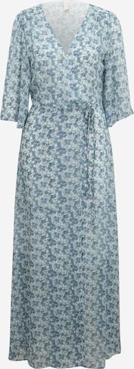 Y.A.S Tall Kleid 'SUSLA' in blau / hellblau / weiß, Produktansicht