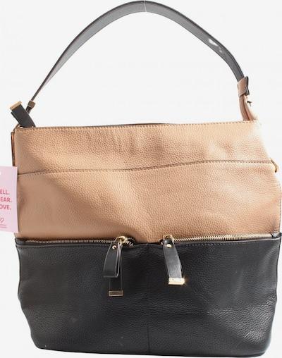 PARFOIS Schultertasche in One Size in nude / schwarz, Produktansicht