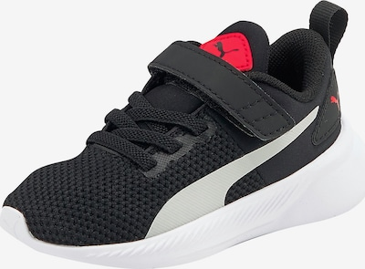 PUMA Sportschuh 'Flyer Runner' in rot / schwarz / weiß, Produktansicht