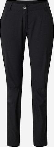 Rukka Outdoor trousers 'RITAR' in Black