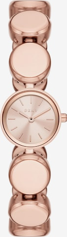 DKNY Uhr in Pink