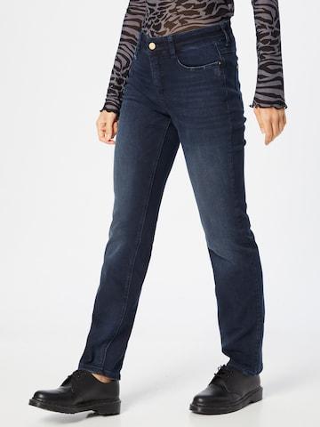 MAC Jeans 'DREAM' in Blau