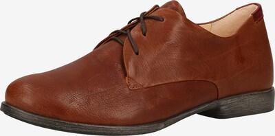 THINK! Schnürschuh in kastanienbraun, Produktansicht
