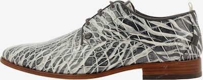 Rehab Chaussure à lacets en gris, Vue avec produit
