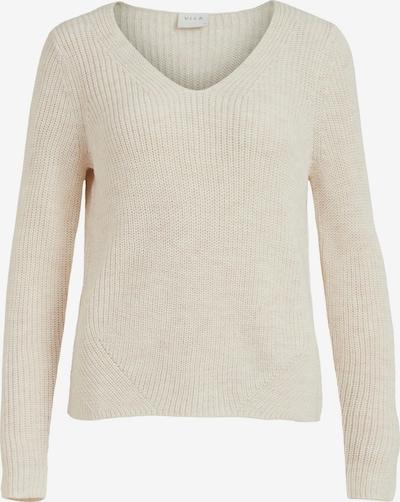 VILA Pullover 'Oktavi' in beige, Produktansicht