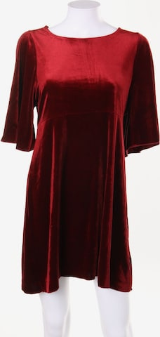 Susy Mix Dress in XS-S in Red
