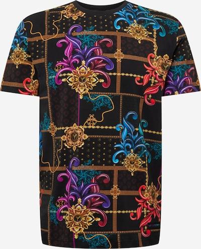 Tricou Carlo Colucci pe maro închis / mai multe culori, Vizualizare produs