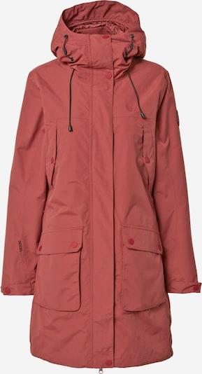 Whistler Outdoorjas 'Lovisa' in de kleur Rood, Productweergave
