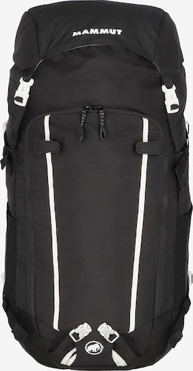 MAMMUT Sportrugzak 'Trion 35' in de kleur Zwart / Wit, Productweergave
