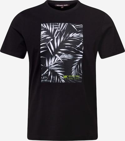 Michael Kors T-Shirt en citron vert / noir / blanc, Vue avec produit