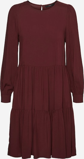VERO MODA Φόρεμα 'Nads' σε κόκκινο κρασί, Άποψη προϊόντος