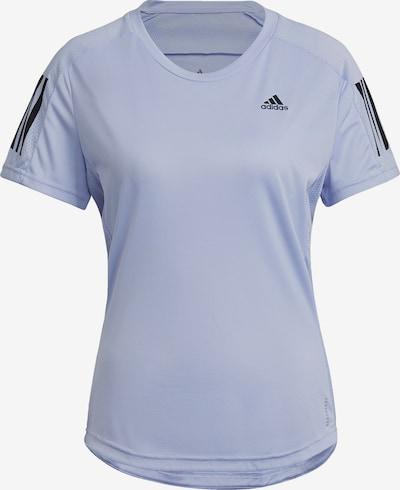 ADIDAS PERFORMANCE Funkcionalna majica 'Own the Run'   majnica / črna barva, Prikaz izdelka