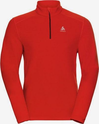 ODLO Sportsweatshirt 'Rolli' in dunkelorange, Produktansicht