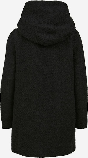 VILA Mantel in schwarz, Produktansicht