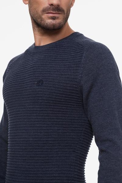 Kangol Trui 'BECKER' in de kleur Blauw, Productweergave