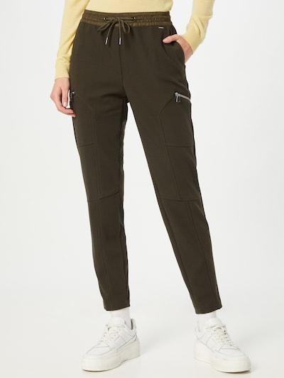TAIFUN Hose in grün, Modelansicht