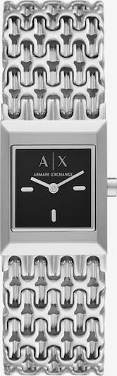 ARMANI EXCHANGE ARMANI EXCHANGE Quarzuhr in silber, Produktansicht