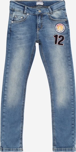 SALT AND PEPPER Jeans 'Fire Rescue Stick' in blau, Produktansicht