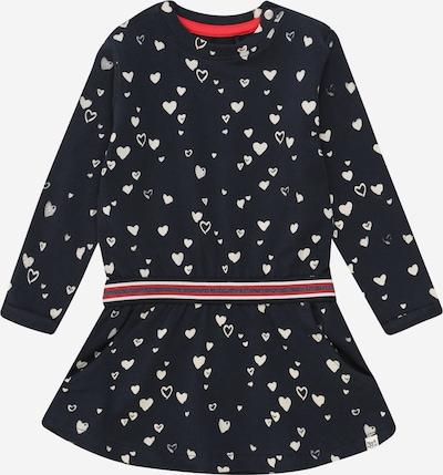 Noppies Kleid 'Roux' in dunkelblau / weiß, Produktansicht