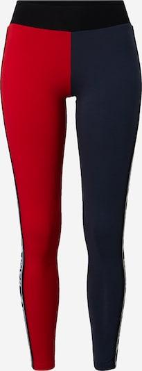 Karl Kani Leggings in dunkelblau / rot / schwarz, Produktansicht