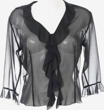 OTTO KERN Transparenz-Bluse in L in schwarz, Produktansicht