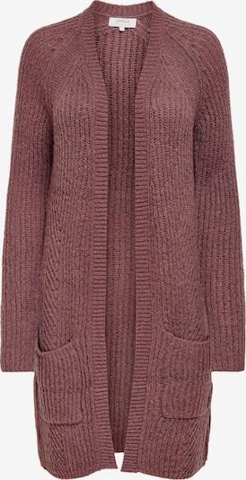 ONLY Cardigan 'BERNICE' in rosa, Produktansicht