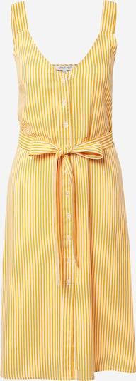 ABOUT YOU Рокля тип риза 'Freya' в жълто / бяло, Преглед на продукта