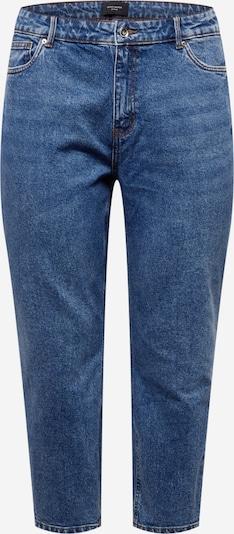 Vero Moda Curve Jean 'BRENDA' en bleu denim, Vue avec produit