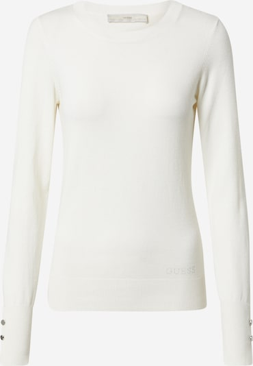 GUESS Pullover 'ELINOR' in creme, Produktansicht