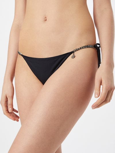 Stella McCartney Bikinihose 'TIE SIDE' in navy, Modelansicht