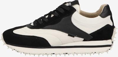 BRONX Sneaker in schwarz / weiß, Produktansicht