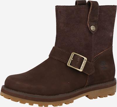 TIMBERLAND Stiefel 'Courma' in dunkelbraun, Produktansicht