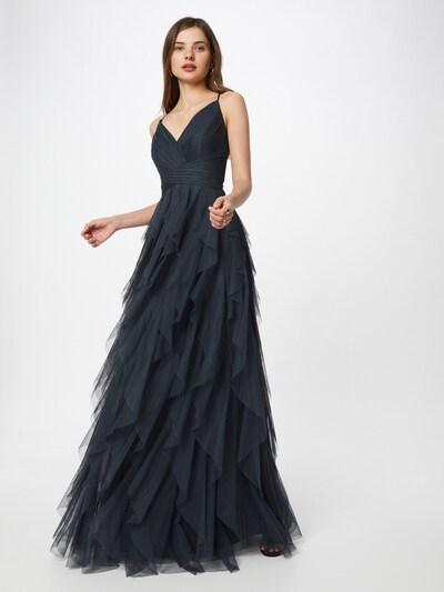 VM Vera Mont Kleid in nachtblau, Modelansicht