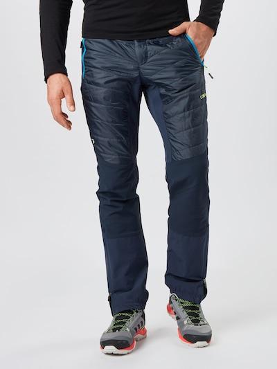 CMP Spodnie sportowe w kolorze niebieskim: Widok z przodu