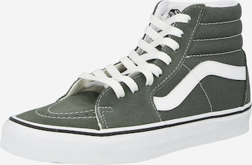 VANS High-Top Sneakers 'UA SK8-Hi' in Green