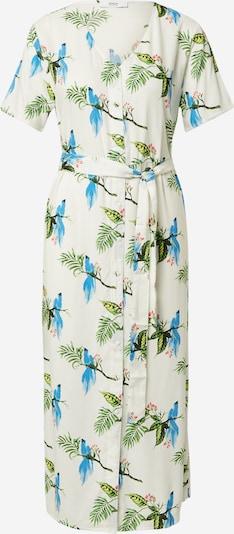 Rochie tip bluză 'STORMI' ONLY pe albastru deschis / galben / oliv / roz deschis / alb, Vizualizare produs