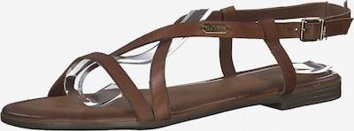 Sandale s.Oliver pe maro, Vizualizare produs