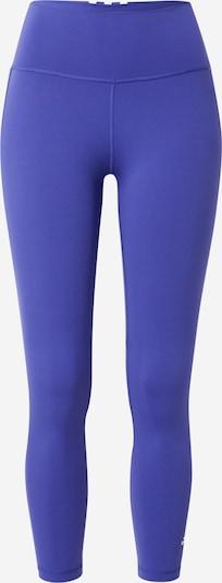 Pantaloni sport ADIDAS PERFORMANCE pe albastru / alb, Vizualizare produs