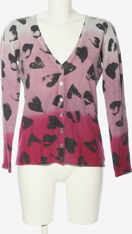 Cassis Strick Cardigan in M in Pink