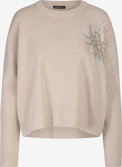 APART Oversized Sweater in Taupe, Item view