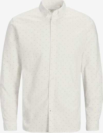 JACK & JONES Shirt in Dark grey / Black / White, Item view